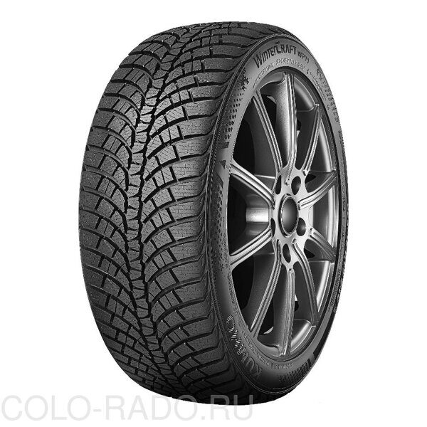 Зимние шины Kumho Wintercraft WP71 265/35 R18 97V
