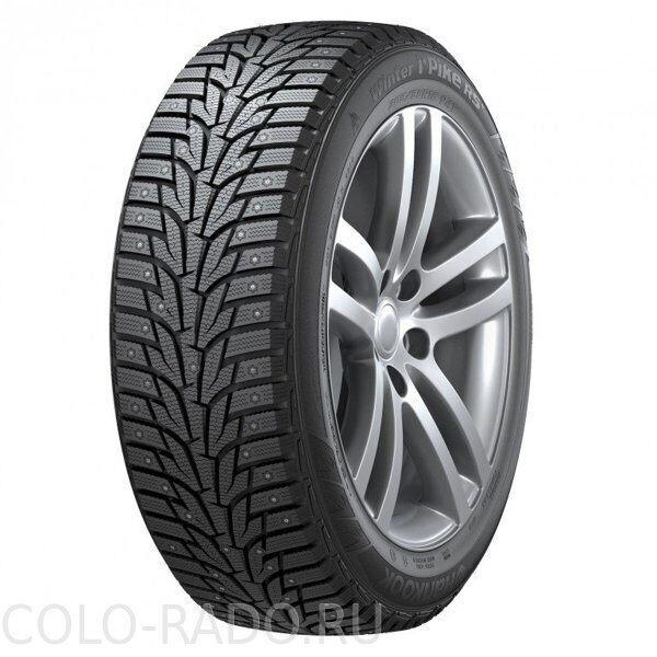 Автомобильная шина Hankook Tire Winter i*Pike RS W419 215/55 R16 97T