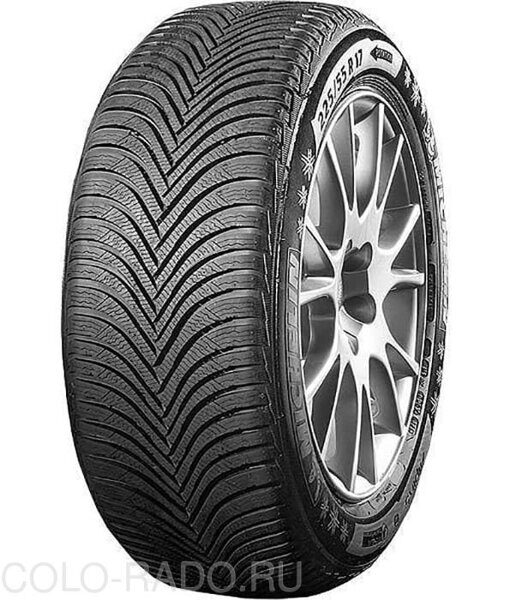 Зимние шины  Michelin Alpin 5 205/65 R16 95H MO
